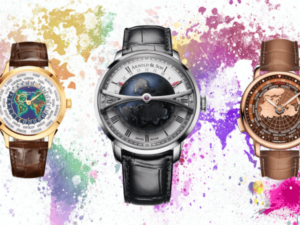 World Time Watches