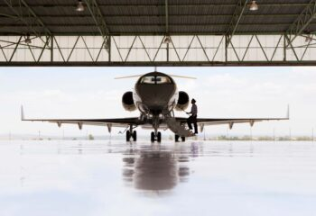 first-time private jet flier