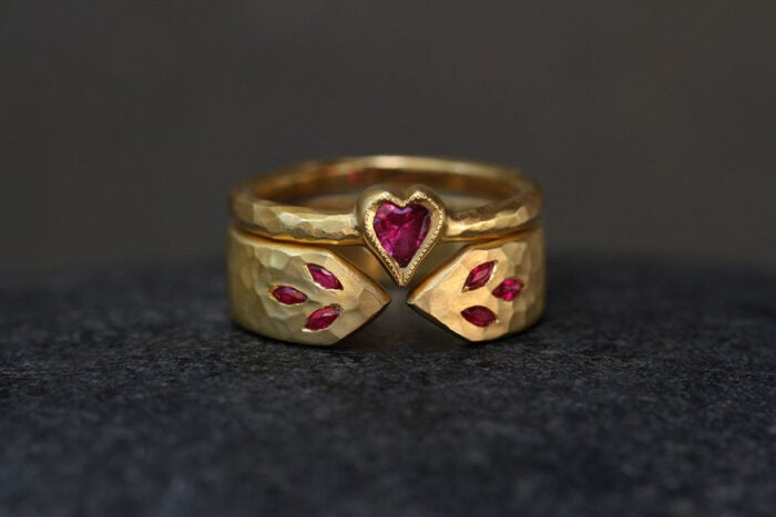 cathy waterman gold rings luxury gifts for her