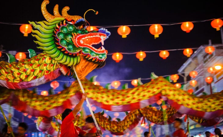 Lunar New Year Traditions