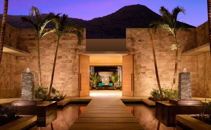 montage los cabos spa entrance