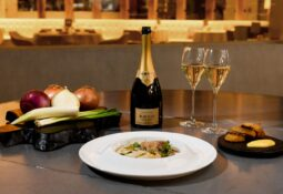 The Gabriel Kreuther x Krug Single Ingredient Meal Ki