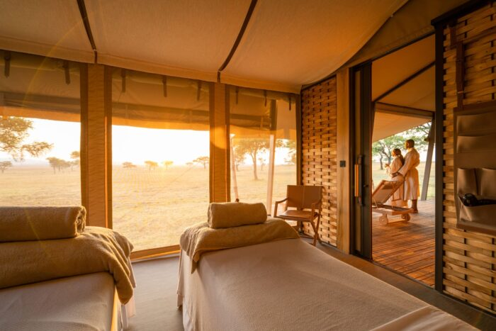 singita massage treatment room