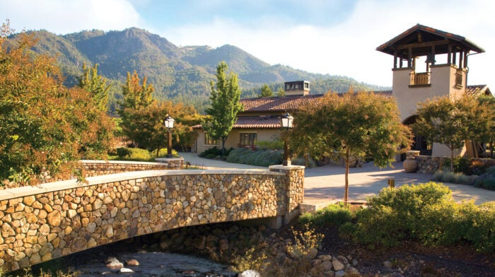 Best wineries in California: St Francis Winery