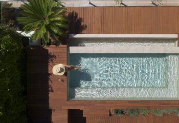 ibiza gran hotel pool suite from above
