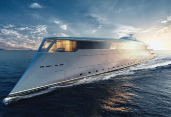 Hydrogen Powered Yacht: The Aqua