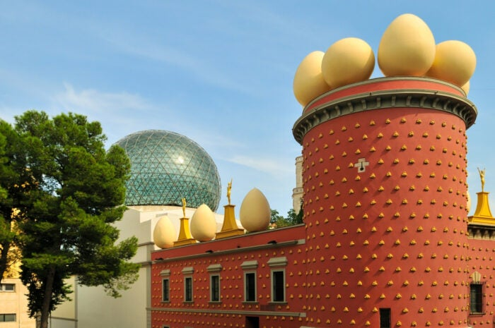 Art in Spain: The Dalí Theatre-Museum