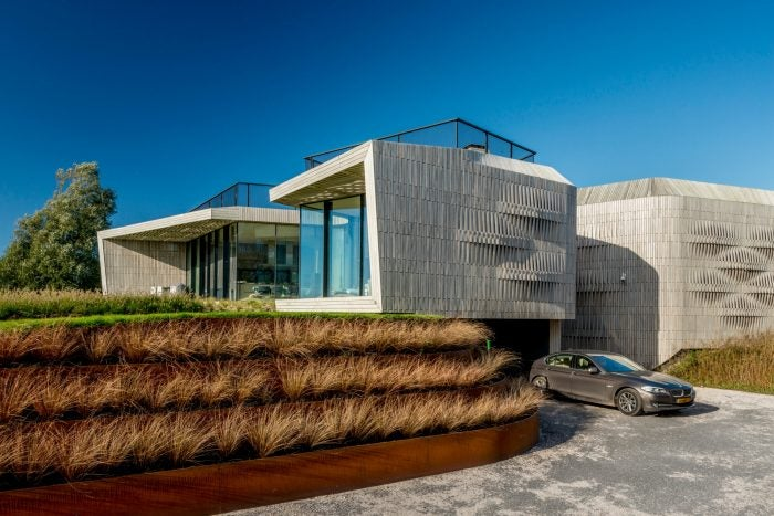 The W.I.N.D House by UNStudio