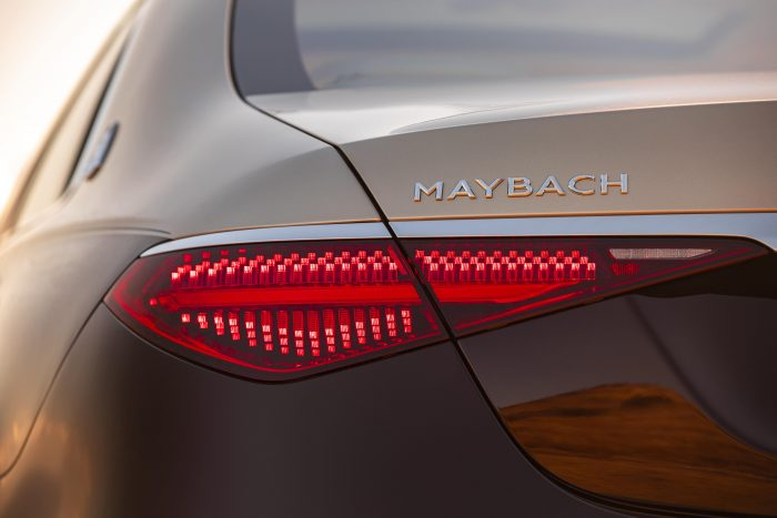 Mercedes-Maybach price