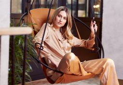 ethical kind organic silk pyjamas