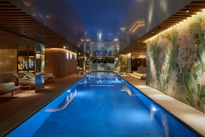 Pool at Dorchester Collection Residences