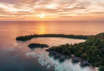 Earth Day Hotels - Bawah Reserve