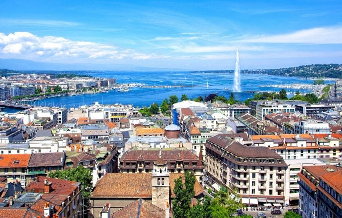 city of geneva property market