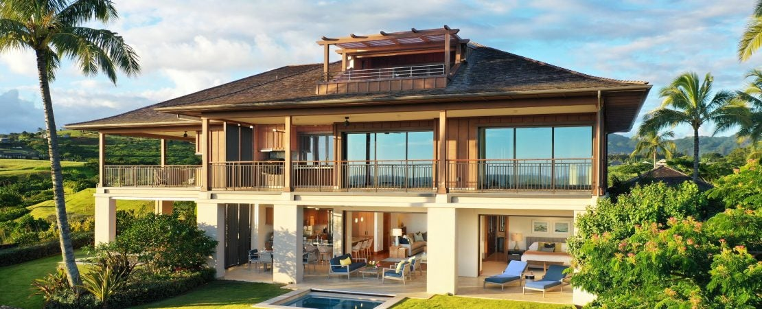Hawaiian Villa