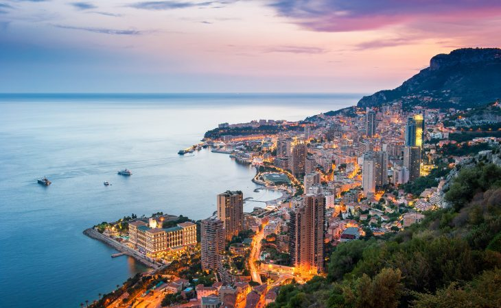 monaco has the worlds most expensive property market