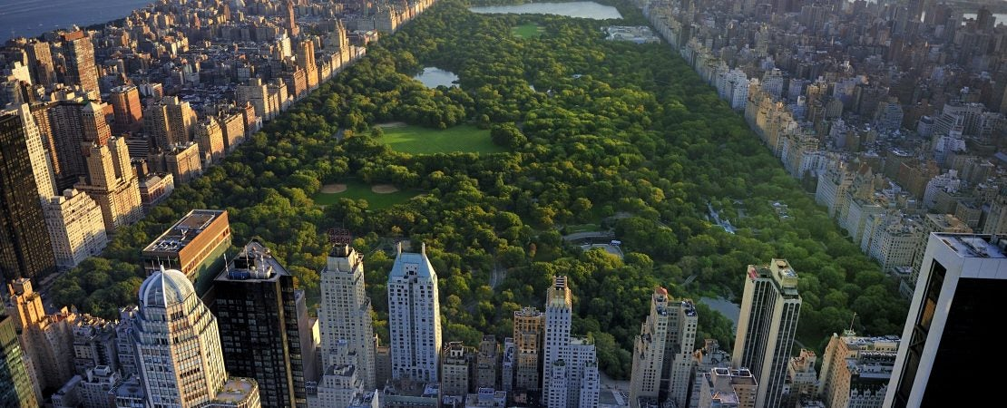 central park new york aerial view expensive property markets