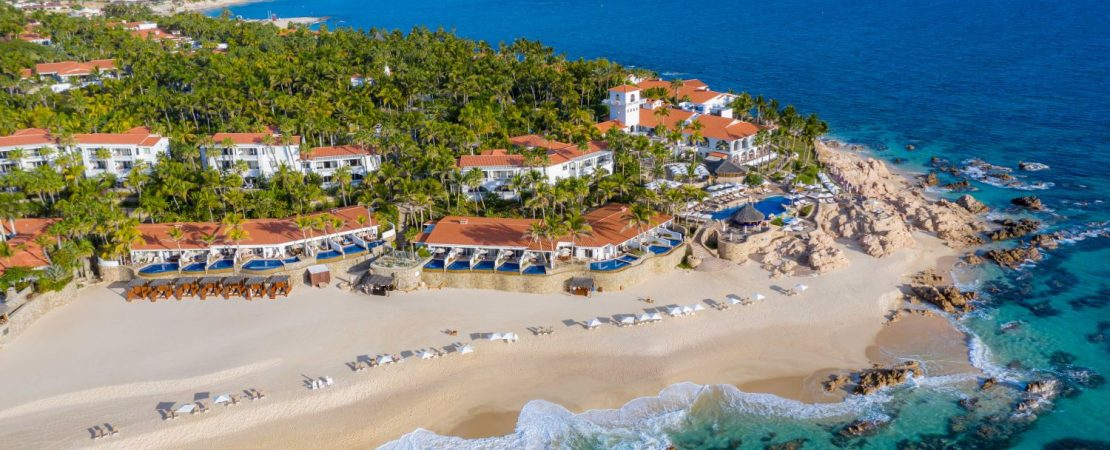 One&Only Palmilla Aerial