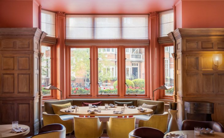 Helene-Darroze-at-The-Connaught Dining room