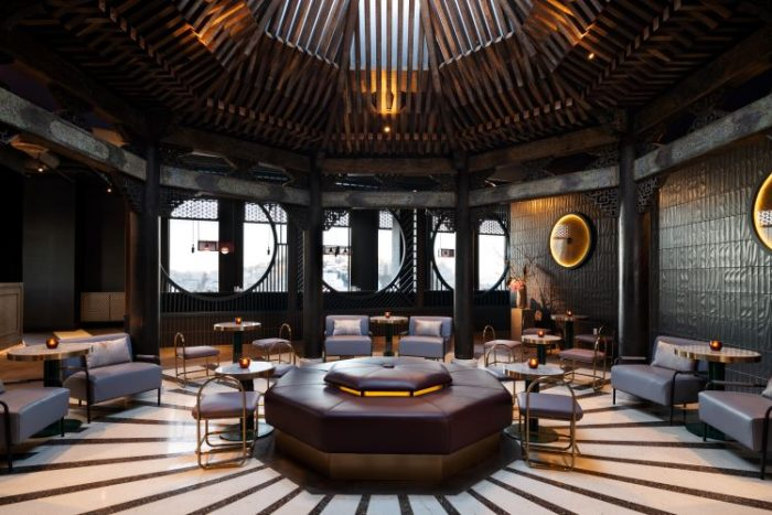 Tea Lounge at Empress by Boon