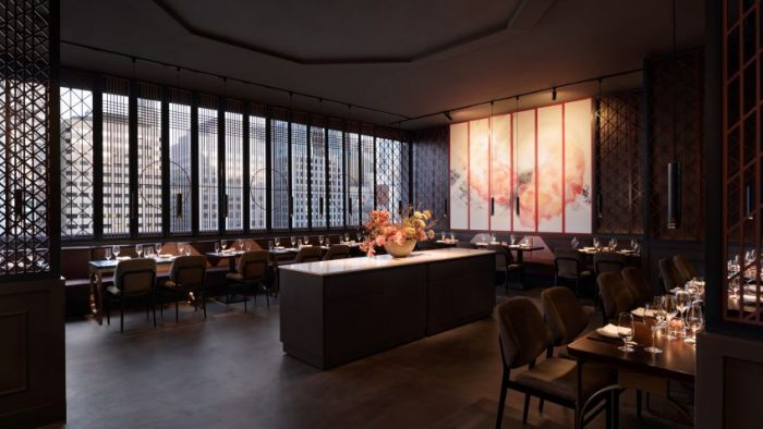 Dining room at Empress by Boon