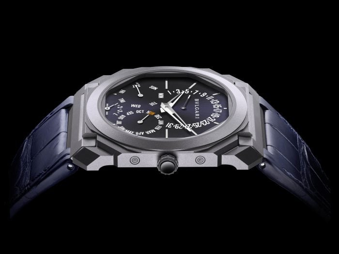 Only Watch 2021 Bvlgari contribution.