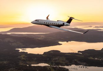 flexjet gulfstream g650 in air with unlimited access program