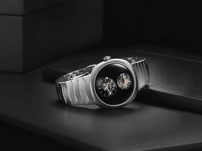 H. Mosier & Cie and MB&F's double tourbillon