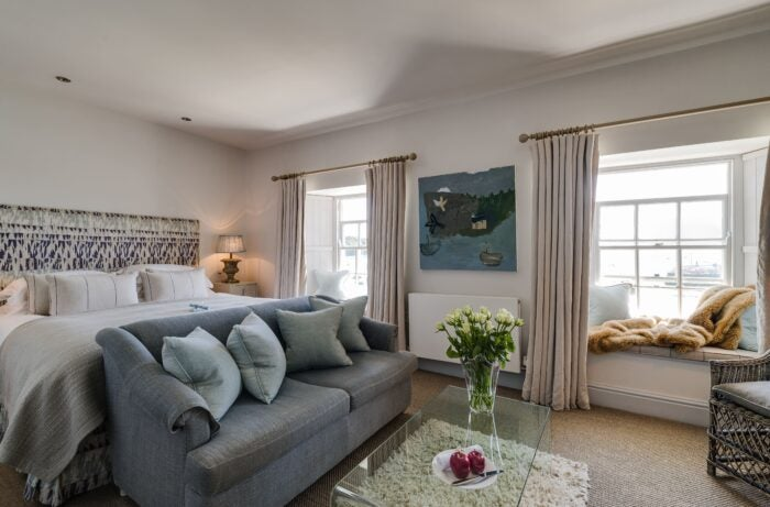 grand seaview room st mawes