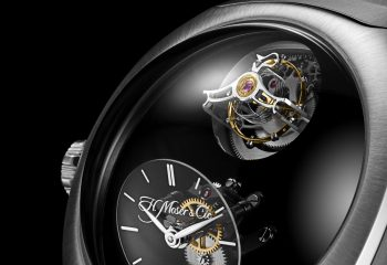Only Watch 2021 H. Mosier & Cie and MB&F