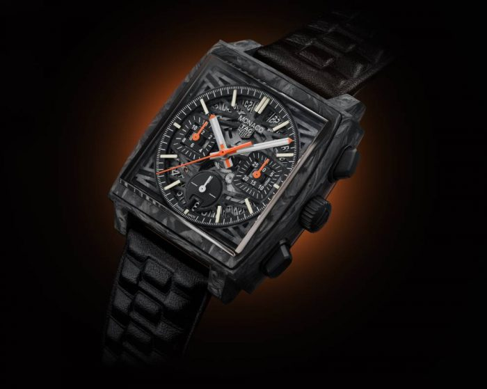 Only Watch 2021 Tag Heuer contribution