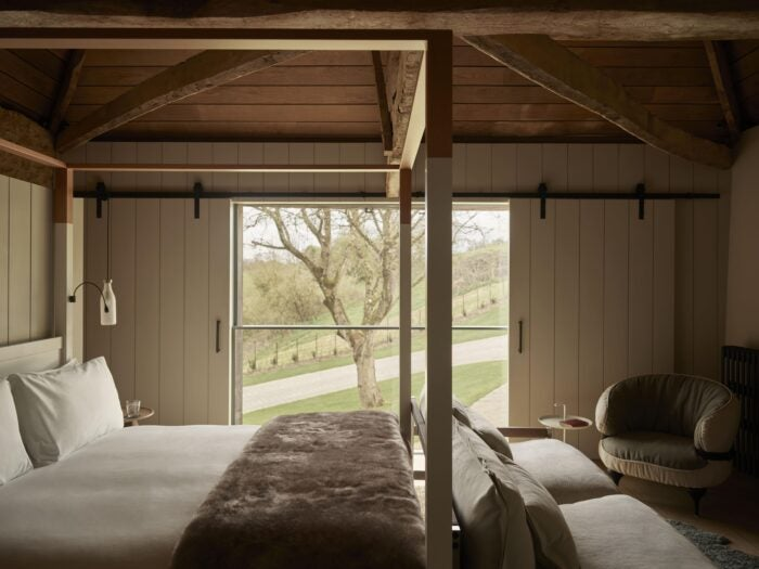 the farmhouse at the newt hotel best uk hotels