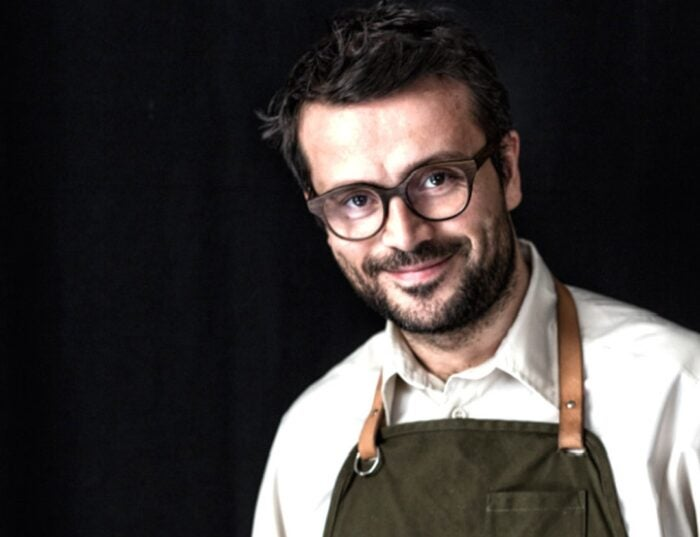 Christian Puglisi Headshot - Chef will run a cooking course in Sicily this Autumn