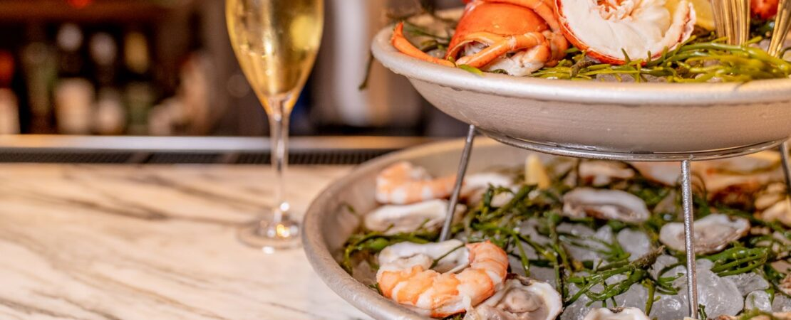 Plateaux of seafood - Bar Benno