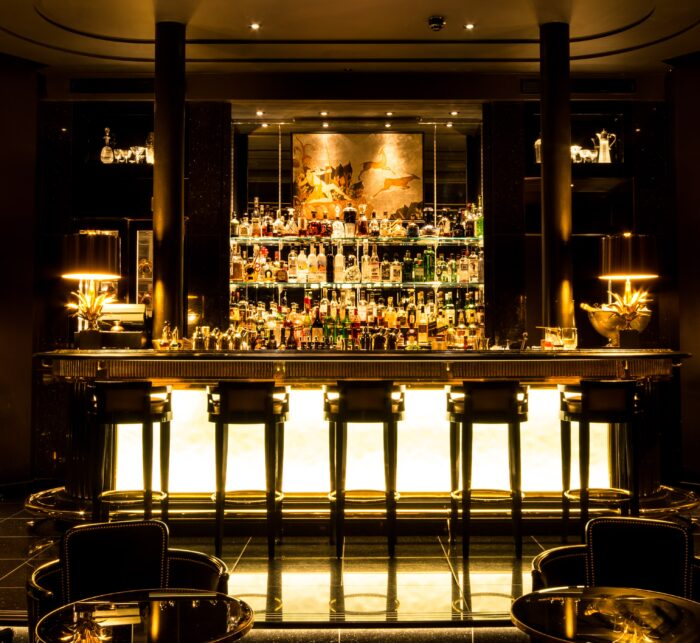 the beaufort bar at the savoy