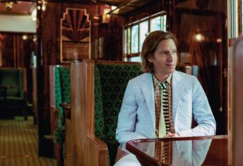Wes Anderson Train