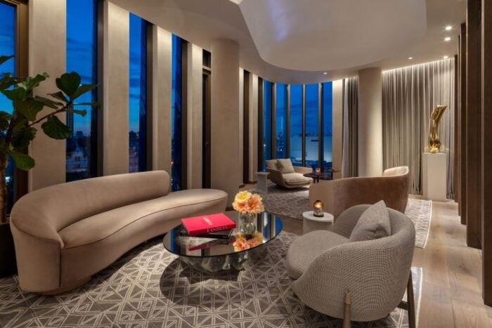 Tower Penthouse Suite The Londoner Hotel