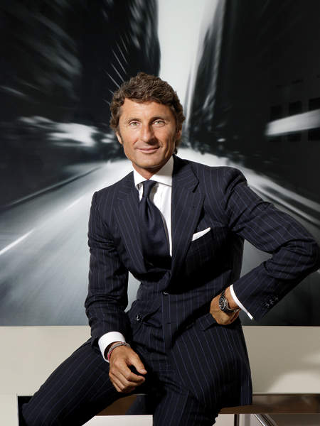 Stephan Winkelmann Elite Traveler