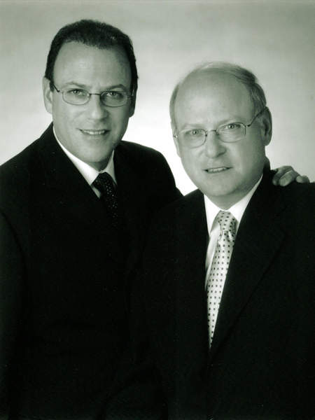 Lowell and Sheldon Kwiat