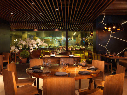 Top London Restaurant Novikov Elite Traveler