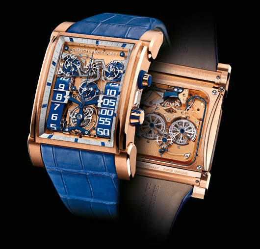 Christophe Claret Introduces The DualTow | Elite Traveler : Elite Traveler