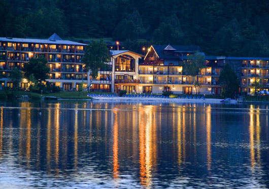 Luxury And Locavore Meet At Lake Placid For Golden Arrow