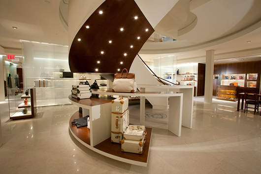 Hermes Debuts New Leather Floor At The Nyc Store Elite