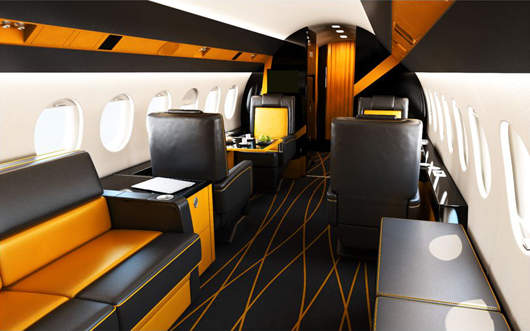 Jet Aviation Basel Launches Modular Jet Interior Solution