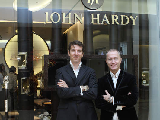 John Hardy Opens First Flagship In Jakarta Elite Traveler