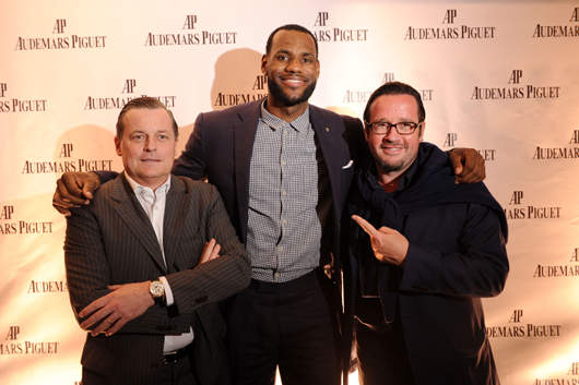 Audemars Piguet Announces New Global Brand Ambassador Nba Star