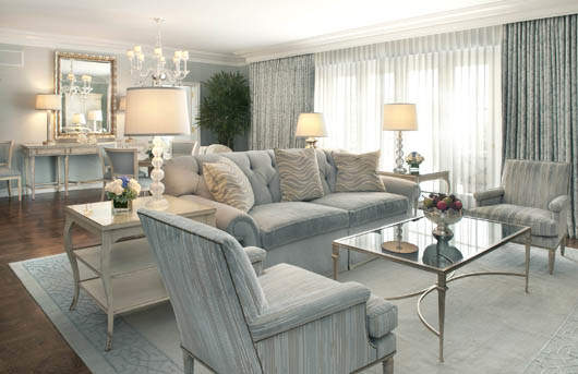 The Peninsula Beverly Hills Unveils Grand Suite Designed By Nancy Corzine