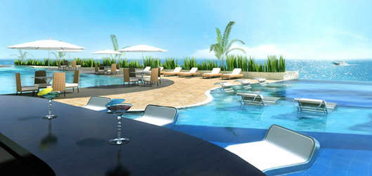Trump ocean club international hotel tower panama for Club piscine boucherville telephone