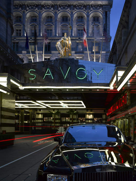 The Savoy, a Farimont Managed Hotel