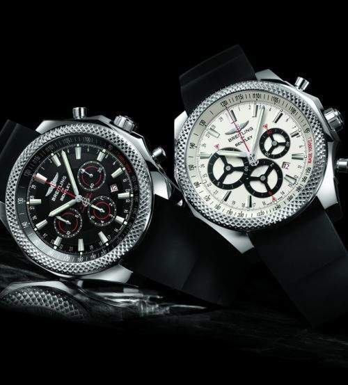 Breitling For Bentley Presents Two New Chronographs