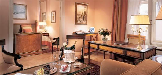 Classic Suites of The Grand Hotel Europe